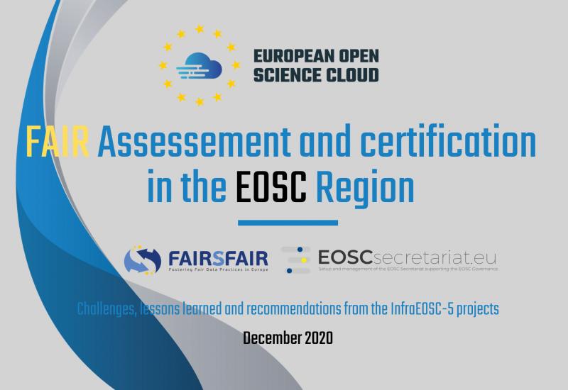 FAIR Assessment in the EOSC Region