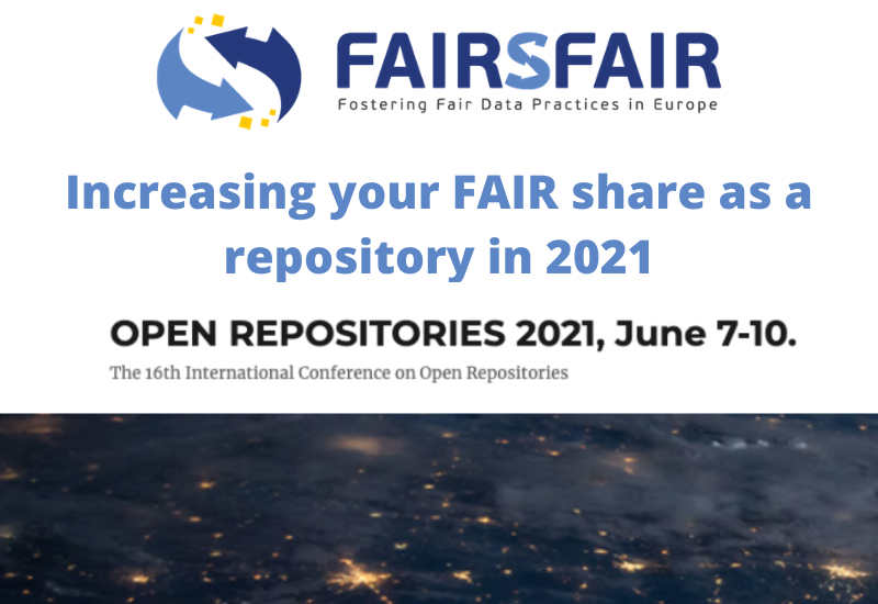 From Self-Assessment to Certification with FAIR Results   EOSC NORDIC Workshop - 3 June 9:00-11:00 CEST