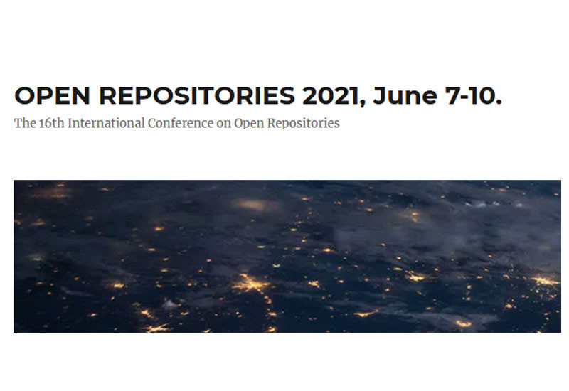 OPEN REPOSITORIES 2021