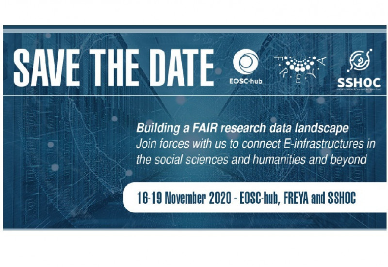 "FAIRsFAIR at the ""Realising the European Open Science Cloud"""