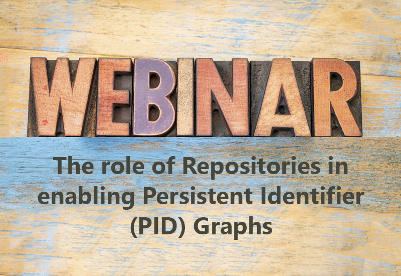 The role of Repositories in enabling Persistent Identifier (PID) Graphs