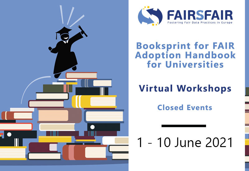 Booksprint for FAIR Adoption Handbook for Universities