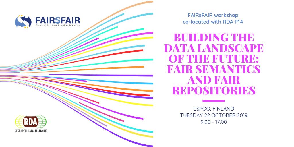 Building the data landscape of the future: FAIR Semantics